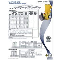 motor driven G Series SD