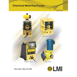 pd series Chemical metering pumps