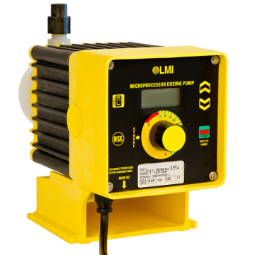 Series C600 chemical metering pumps